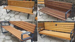Nowa ławka miejska. Cztery modele w finale