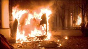 Wraca sprawa podpalenia budki przed ambasadą rosyjską