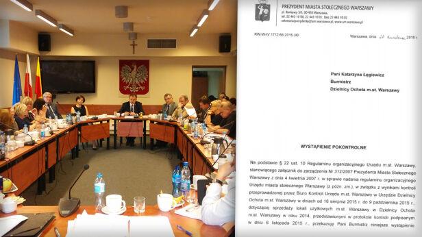Kontrola ratusza wykazała 2,5 mln zł strat tvnwarszawa