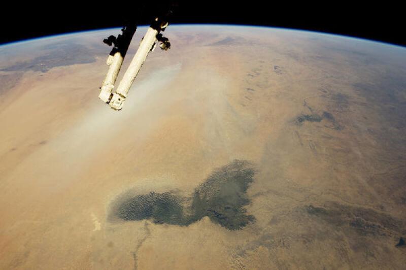 Jezioro Czad i pustynne krajobrazy Sahary
