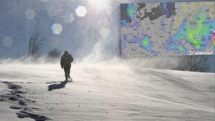 Pogoda na 5 dni: w górach powieje halny