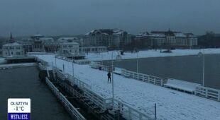 Biało na północy, biało na południu / TVN24